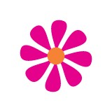 essential flower power logo